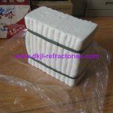 Module en aluminium réfractaire de fibre en céramique de silicate pour le garnissage de four
