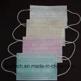 3ply pp. nichtgewebte Wegwerfgesichtsmaske