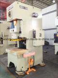 Machine de presse de transmission mécanique de qualité de bâti de C