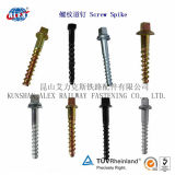 カスタマイズされたRailway Timber Screw、Drive Screw、Coach Screw、Steel Rail FasteningのためのManufacturers