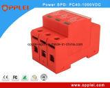 CC fotovoltaica Power 1000VDC Imx 40ka Solar Surge Arrester di System