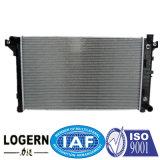 Radiador Chr-034 de alumínio mecânico para Chrysler Ram'94-01 em Dpi: 1522/2291