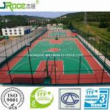 Pavimentazione sintetica antiscorrimento di sport del Guangdong