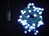 Decoración de calle LED luz de la bola al aire libre