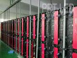 실내 P3.91/P4.81/P6.25의 500*1000mm Die-Cast 발광 다이오드 표시 위원회