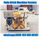 ドイツ技術の中国からの小さい移動式油圧煉瓦機械