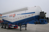 半55cbm湖北Dongrunのブランドによるバルクセメントのタンク車のトレーラー