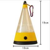 Tipo sospeso lampada delle tende di campeggio, lampada di campeggio esterna