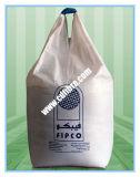 Мешок 1 тонны FIBC Jumbo квадратный большой для навальный упаковывать