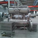 상업적인 Steam&Electrical 살균제 기계 2개의 층 스테인리스