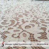 Raschel Corded Lace for Dresses (M3434-G)