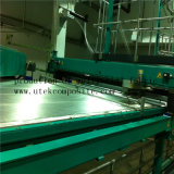 +-45 fibres de verre 600GSM multiaxiaux pour des bateaux de composé d'infusion de vide