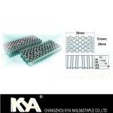 Dispositifs de fixation ondulés de série de W pour Furnituring