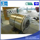 Покрытие цинка SGCC, гальванизированный стальной лист/катушка