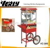 De hete Kar van de Machine van de Popcorn van de Verkoop 8oz (vc-300)