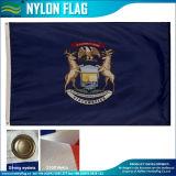 ヨーロッパのコップ2016のナイロン物質的なプリント国旗(M-NF34F18006)