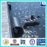 Trelleborg 바다 구조망 시스템 선창 원통 모양 유형 고무 구조망