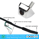 Carro Silver Color Car Rear View Camera para Coreia Xy-1617
