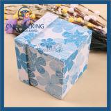 Caixa de papel do presente de papel da jóia com impressão do ponto (CMG-PJB-020)