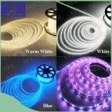 110V wärmen weißes LED-Seil-Licht für Dekoration