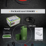 Protection 다채로운 반대로 Fall From 1.2m High Emergency Car Portable Battery Jump Starter 황소 V6