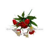 工場直接花の人工的なプラスチック中国の人工花は結婚式10042のために人工シリコーンの花を卸し売りする