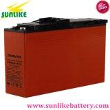 Vorderer Zugriffs-nachladbare Telekommunikationsbatterie des Terminal-12V80ah für Energie