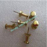 Perni di spinta a forma di maniglia all'ingrosso di colore dell'oro di standard 23mm