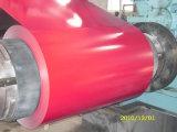 El color de PPGI cubrió la hoja de acero galvanizada sumergida caliente
