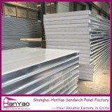 панель сандвича Plystyrene EPS цвета 100mm расширенная сталью для стены