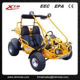 中国安全な自動CVT 150ccはモーター逆のKart行く