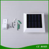 PIR 센서 6 LED 정연한 태양 야드 램프 정원 벽 빛
