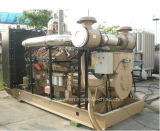 500kVA Gas Generator con Cummins Engine