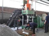 Imprensa de ladrilhagem de alumínio de Turnings
