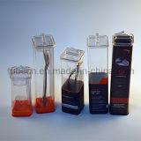 Tubo di plastica dell'imballaggio libero per l'estetica
