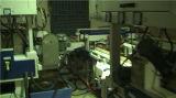 Máquina dobro rápida da afiação do controle do PLC do Ce para o vidro