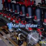 L'eau Filter avec le Disque-Filtration System (MT-DSF-2-3)