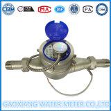 Contador del agua de la alta calidad para el contador del agua del pulso del acero inoxidable