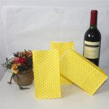 Saco de papel do PONTO colorido para a embalagem dos doces