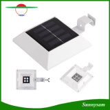 태양 에너지 LED 담 빛 옥외 개골창 정원 벽 통로 램프 점화
