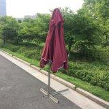 안뜰 디자인 옥외 정원 일요일 우산