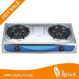 ナイジェリアへの2 Burner Gas Stove JpGc206A Sale