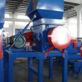 Zerkleinerungsmaschine-Friktions-Reinigung überschüssige der Flaschen-Haustier-Flocken-Plastikwaschmaschine-300kg