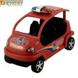 1개의 32명의 OEM 주문 수지는 던지기 아이를 정지한다 택시 차 장난감이 모델 자동차를 철수하는