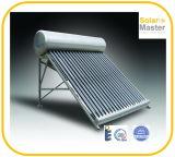 2016 nuevo tipo calentadores de agua solares de la presión con el tubo de calor