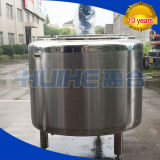 El tanque de mezcla del tanque de la emulsificación para los alimentos