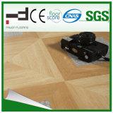Plancher allemand de stratifié de parquet de montage d'art de la CE de stratifié de technologie