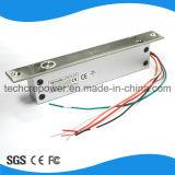 Signal et temps de sécurité et serrure électrique de boulon de porte d'étroit de fil ouvert