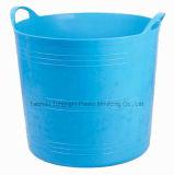プラスチック水バケツ、ハンドルとの産業使用のためのバケツの注入型