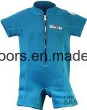 Многоразовая пеленка младенца заплыва, теплая мокрая одежда, Swimsuit пловучести. Wm046